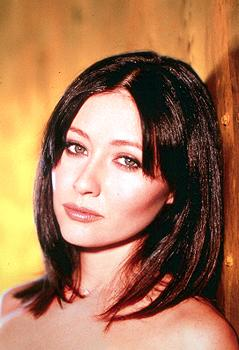 Shannen Doherty as Prue Halliwell in Charmed