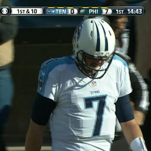 Week 12: Tennessee Titans quarterback Zach Mettenberger highlights