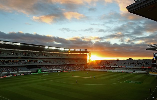 New Zealand v Zimbabwe - 1st Twenty20 International