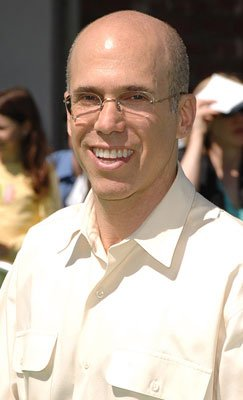 Jeffrey Katzenberg at the Los Angeles premiere of DreamWorks' Shrek the Third