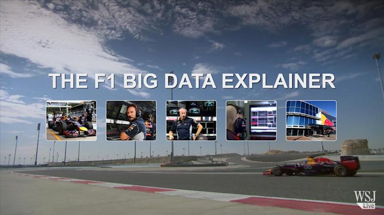 The F1 Big Data Explainer