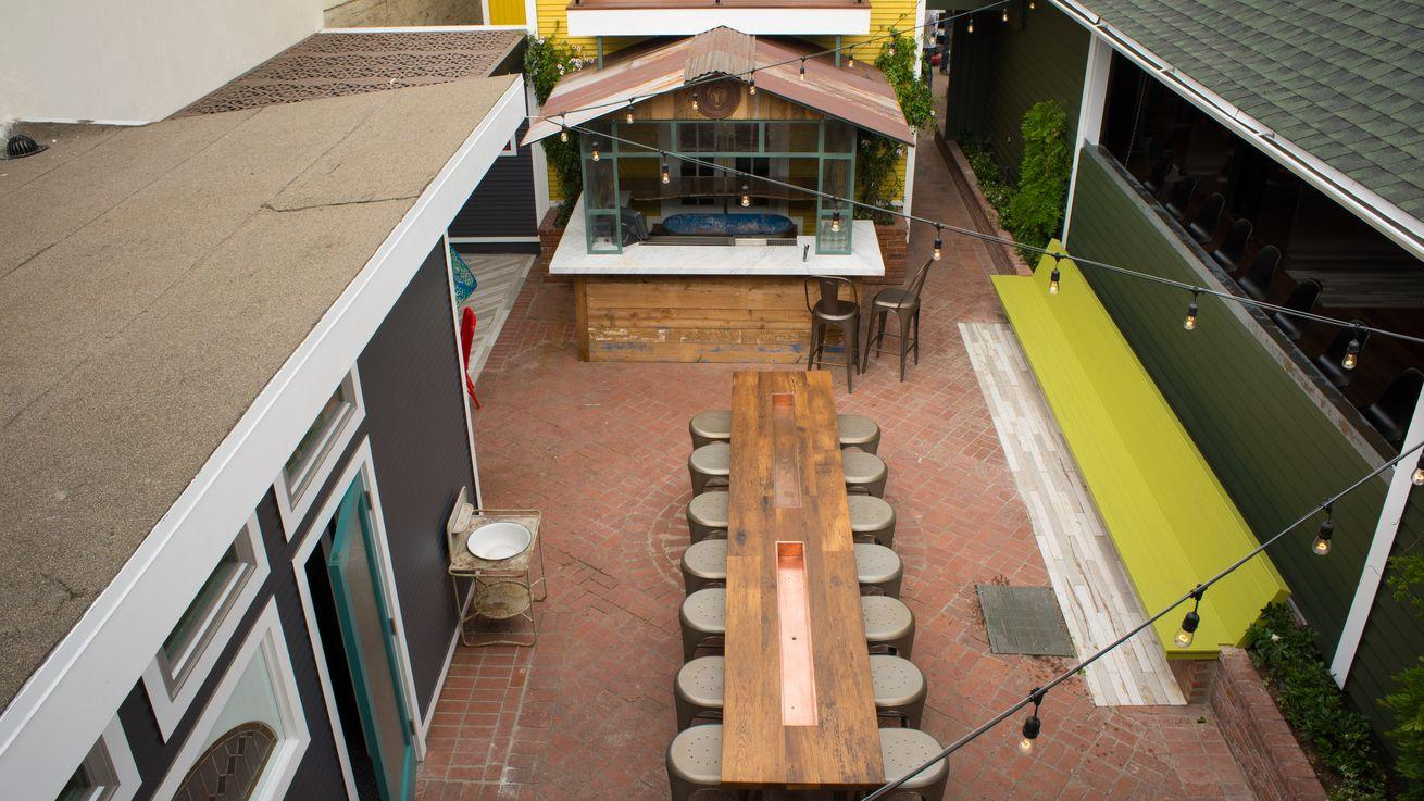 Golden State of Cocktails Kicks Off; Moonshine Flats Heads to PB