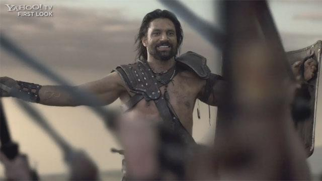 'Spartacus: War of the Damned' Behind the Scenes Clip