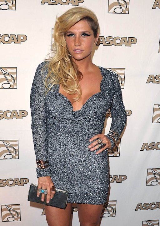 Kesha ASCAP Awards