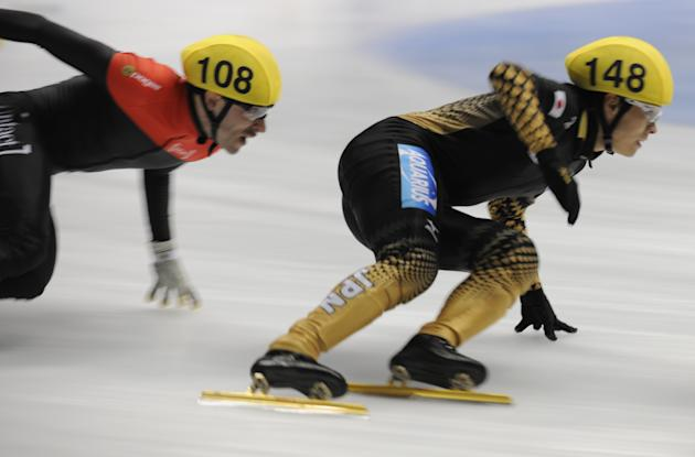 ISU World Cup Short Track Nagoya - Day 3