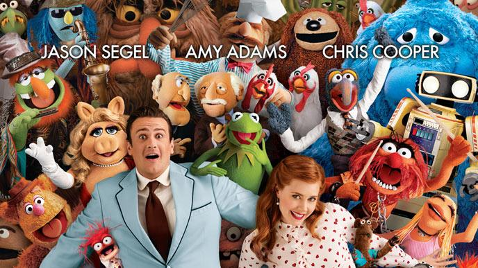 The Muppets 2011 Walt Disney Poster