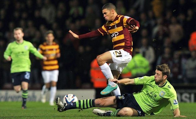 Aston Villa vs Bradford City
