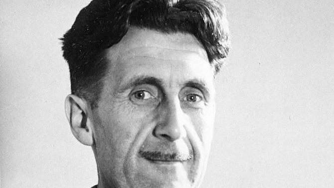 "FILE - In this file photo, writer George Orwell poses in this undated photo at an unknown location. Pearson PLC will merge its Penguin Books division with Random House, which is owned by German media company Bertelsmann, in an all-share deal that will create the world's largest publisher of consumer books, it was reported on Monday, Oct. 29, 2012. The planned joint venture brings together classic and best-selling names. As well as publishing books from authors such as John Grisham, Random House scored a major hit this year with ""Fifty Shades of Grey."" Penguin has a strong backlist, including George Orwell, Jack Kerouac and John Le Carre. (AP Photo, File)"