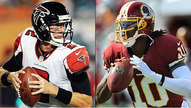 More impressive: Ryan or RG3?