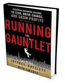 Bestselling Author Jeffrey Hayzlett Demonstrates Best-in-Class Marketing Innovation Using SnapTags in New Book Running the Gauntlet