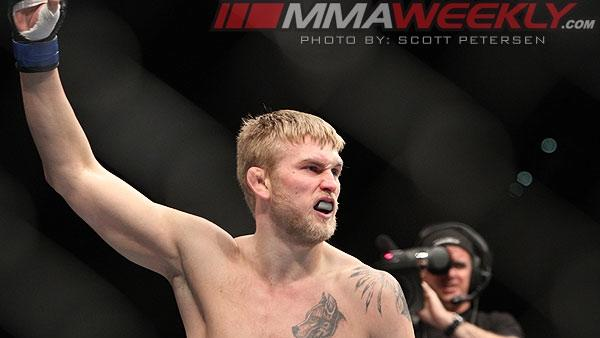 US Anti-Doping Agency Drug Tests Alexander Gustafsson for UFC Stockholm