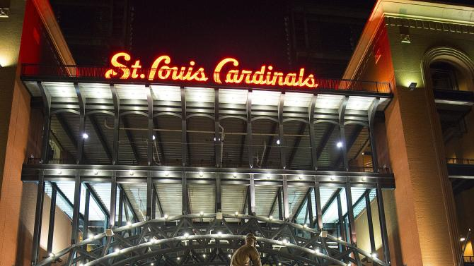MLB: St. Louis Cardinals-Stan Musial