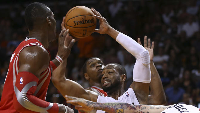 Dwyane Wade on pace to lead all guards in shooting