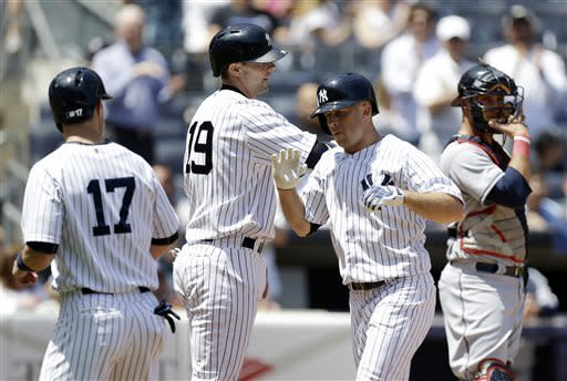 Sabathia beats former team, Yankees top Tribe 6-4