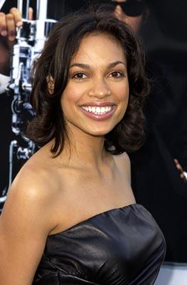 Rosario Dawson at the LA premiere of Columbia's Men in Black II