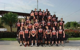 Lakeland football team