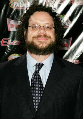 Composer Christophe Beck at the Las Vegas premiere of 20th Century Fox's Elektra