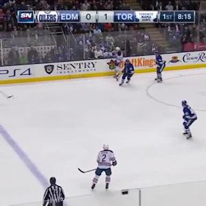 Edmonton Oilers at Toronto Maple Leafs - 11/30/2015