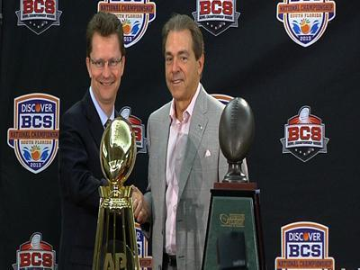 Saban: Time to Start Preparing for Next Season