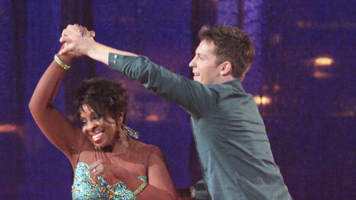 Gladys Knight and Tristan MacManus (4/16/12)