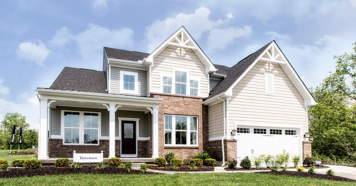 Quaint Community with Luxury Homes in Fishers