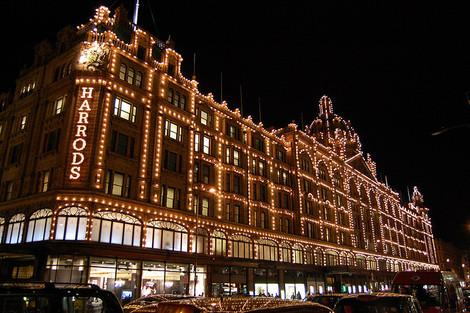 London Shopping: 5 Great Department Stores