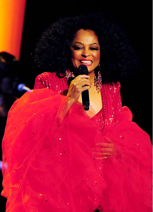 Diana Ross B Day