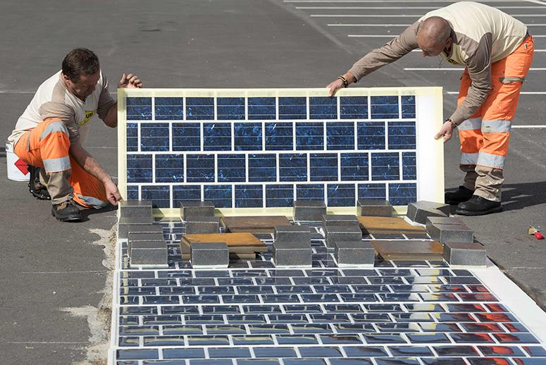 France's Road of the Future Is Paved With Solar Panels