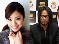 TV scramble for Ueto Aya & EXILE Hiro's wedding