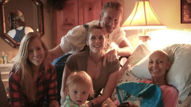 Rory Feek Reveals Wife Joey Can No Longer Get Out Of Bed, Shares New Emotional Family Photos