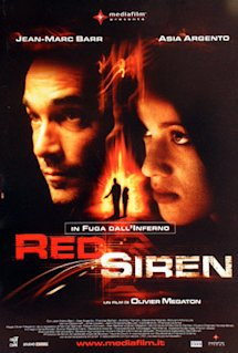 Poster of La Sirene Rouge