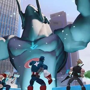 Disney Infinity 2.0: Marvel Super Heroes - Collector's Edition Trailer