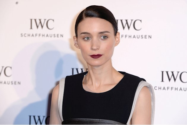 DISTRIBUTED FOR IWC - Actress Rooney Mara attends the exclusive &quot;For The Love Of Cinema&quot; event hosted by Swiss luxury watch manufacturer IWC Schaffhausen at the Hotel du Cap-Eden-Rocin in Antibe, Fran