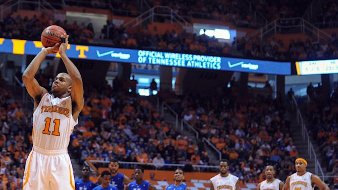 NCAA Basketball: Kentucky at Tennessee