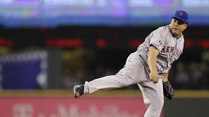Seattle overpowered by Colon in New York's 3-2 win