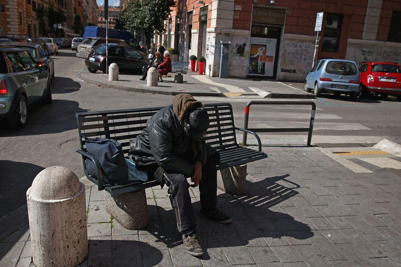 Why Italy's high court said it was okay that a homeless man stole food