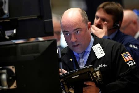 Wall Street falls after disappointing jobs data