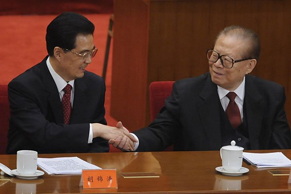 CNBC Jiang Zemin