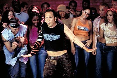 Rob Schneider in Touchstone's The Hot Chick