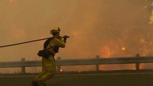 Millions Reallocated to Battle Ongoing Fires