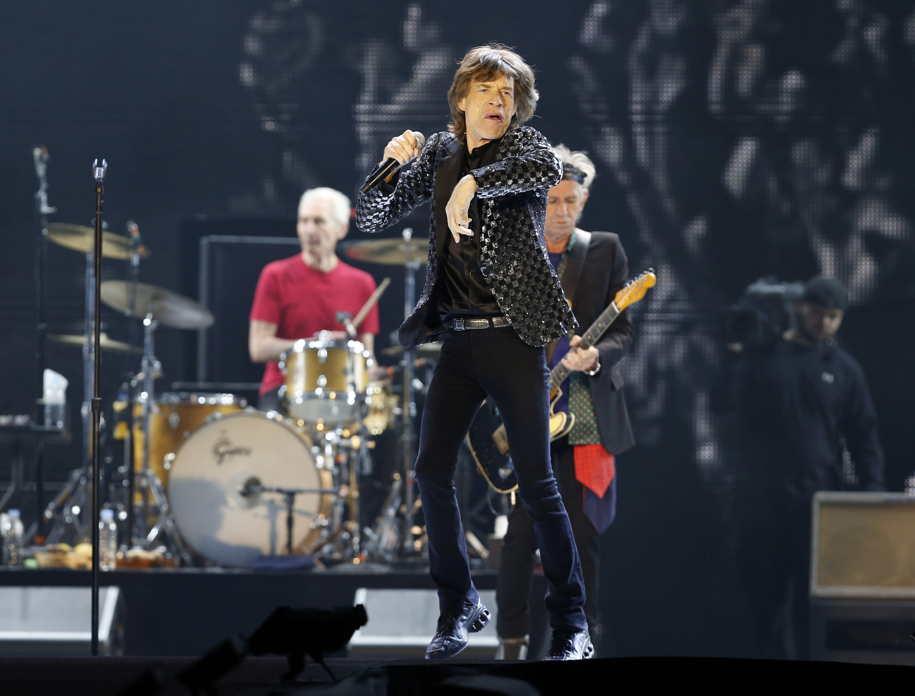 Rolling Stones announce North American stadium tour