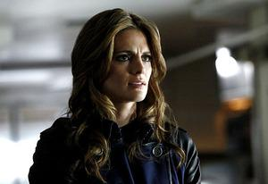 Stana Katic | Photo Credits: Vivian Zink/ABC