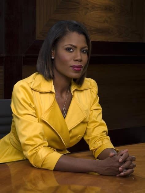 Omarosa from 'All-Star Celebrity Apprentice' -- NBC