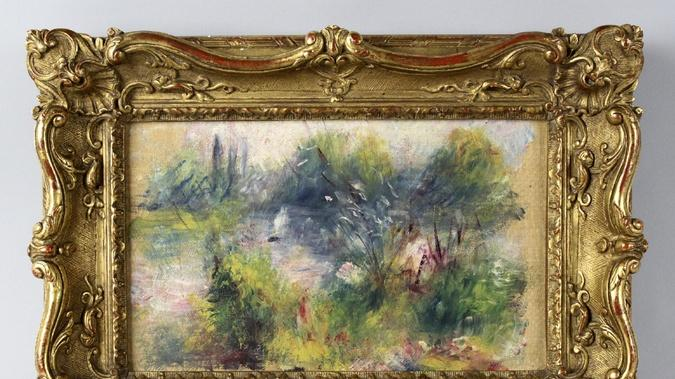 Virginia Woman Must Return Renoir Painting She Bought at a Flea Market for $7