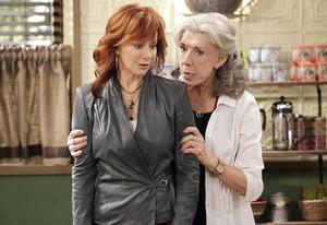 Reba McEntire, Lily Tomlin | Photo Credits: Nicole Wilde/ABC