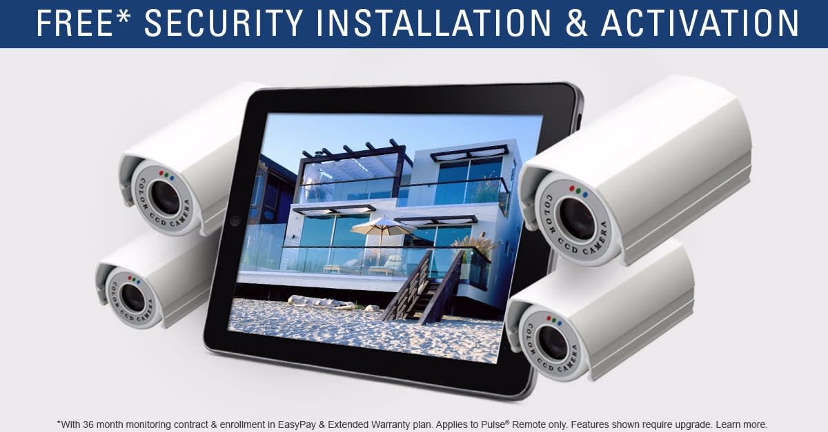 ADT's Best Offer Ever: Free Installation on Pulse!