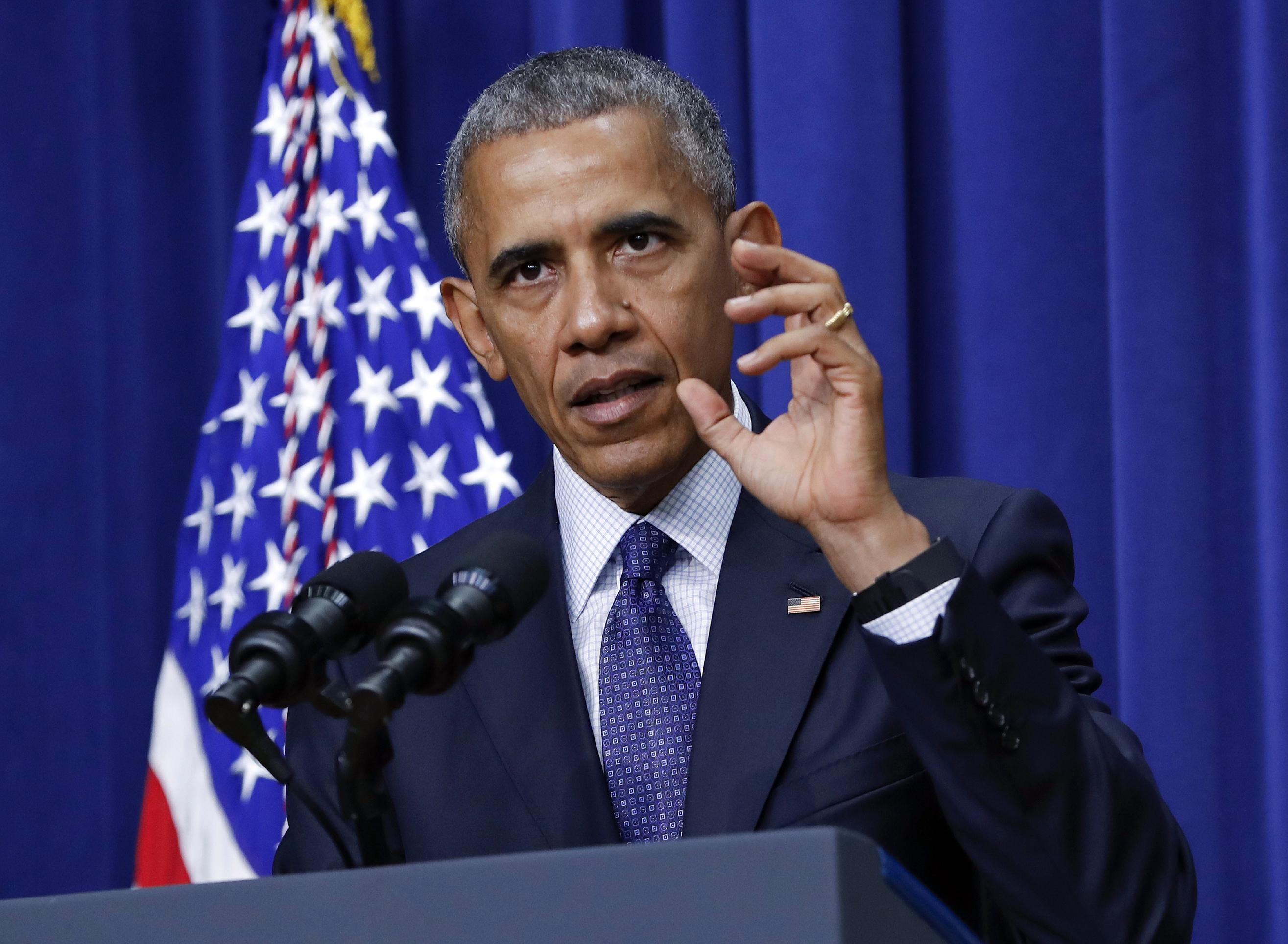 At Dem convention, Obama seeks to counter GOP doom-and-gloom