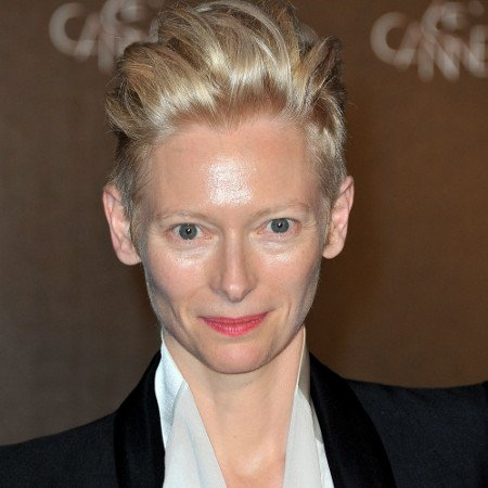 Tilda Swinton in fashion film