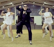 Korean pop star PSY (pronounced &#39;Sigh&#39;)s Gangnam Style video is rapidly becoming the latest hot dance craze, and has now made the jump to the fitness world