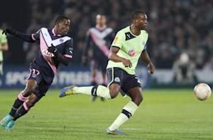 Bordeaux 2-0 Newcastle United: Diabate double sees Toon finish second
